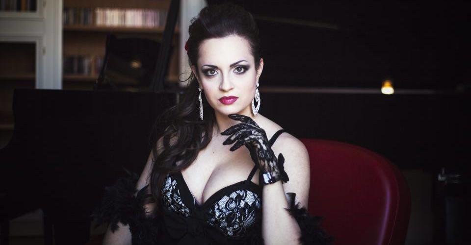 Il mezzosoprano Sabrina Messina
