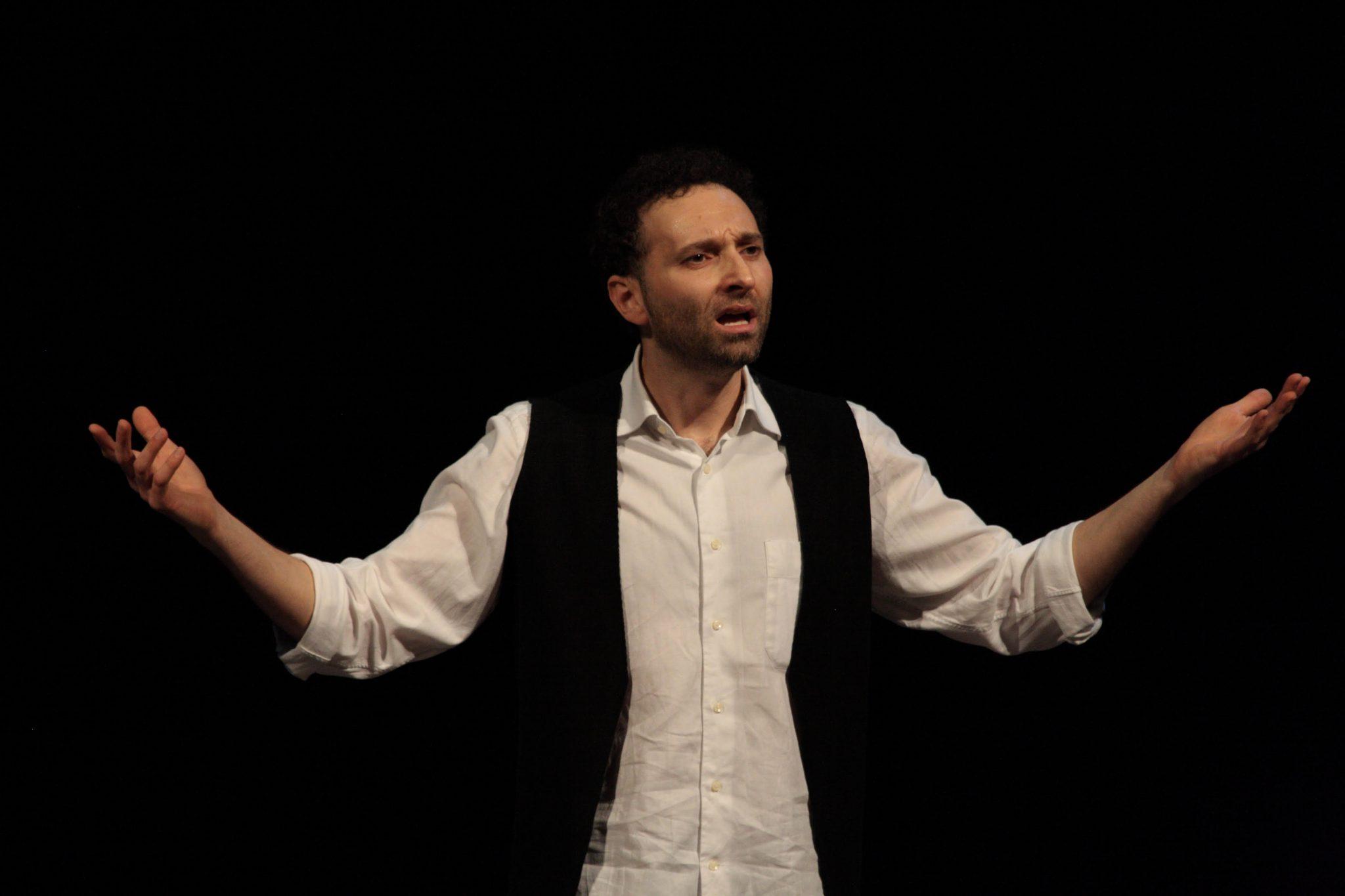 Antonio Lovascio in Viva Falcone