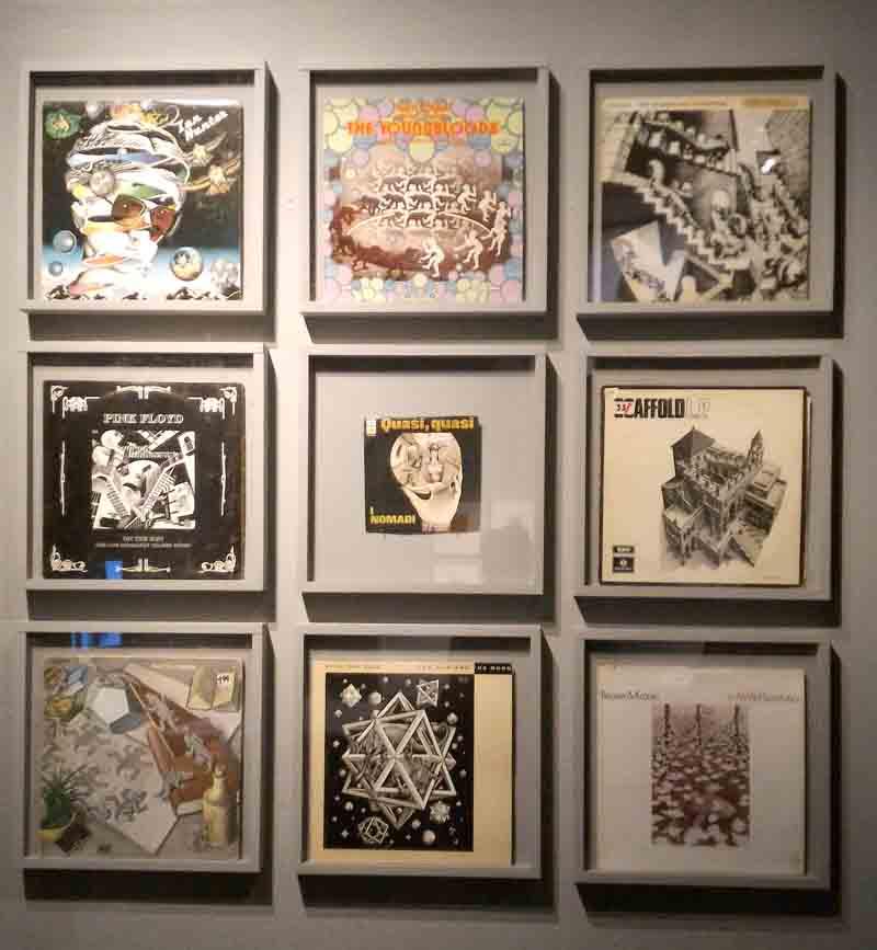 Catania accoglie il genio surreale di escher for Escher mostra catania