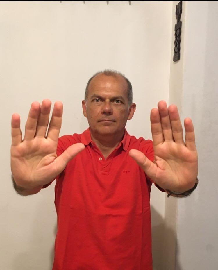Giuseppe Vinci, referente di Libera Catania