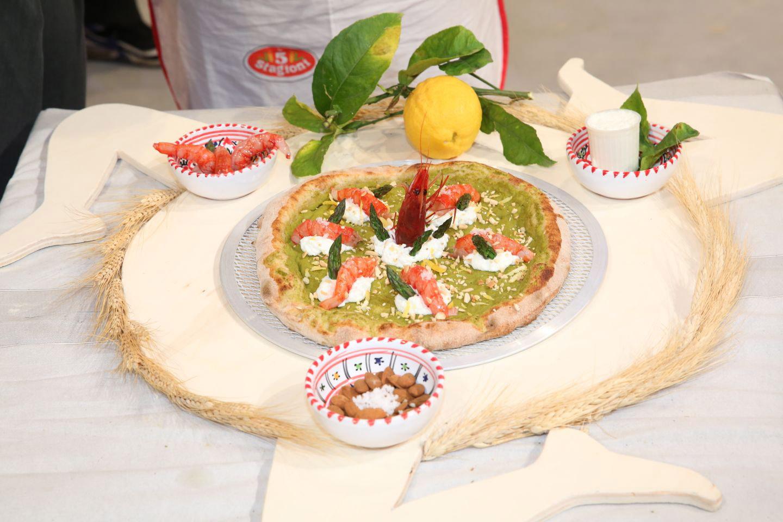 La proposta di Spinelli al Campionato Mondiale della Pizza