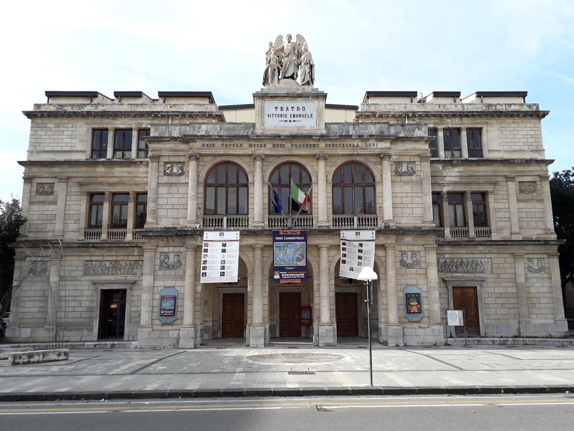 Messina, Teatro Vittorio Emanuele