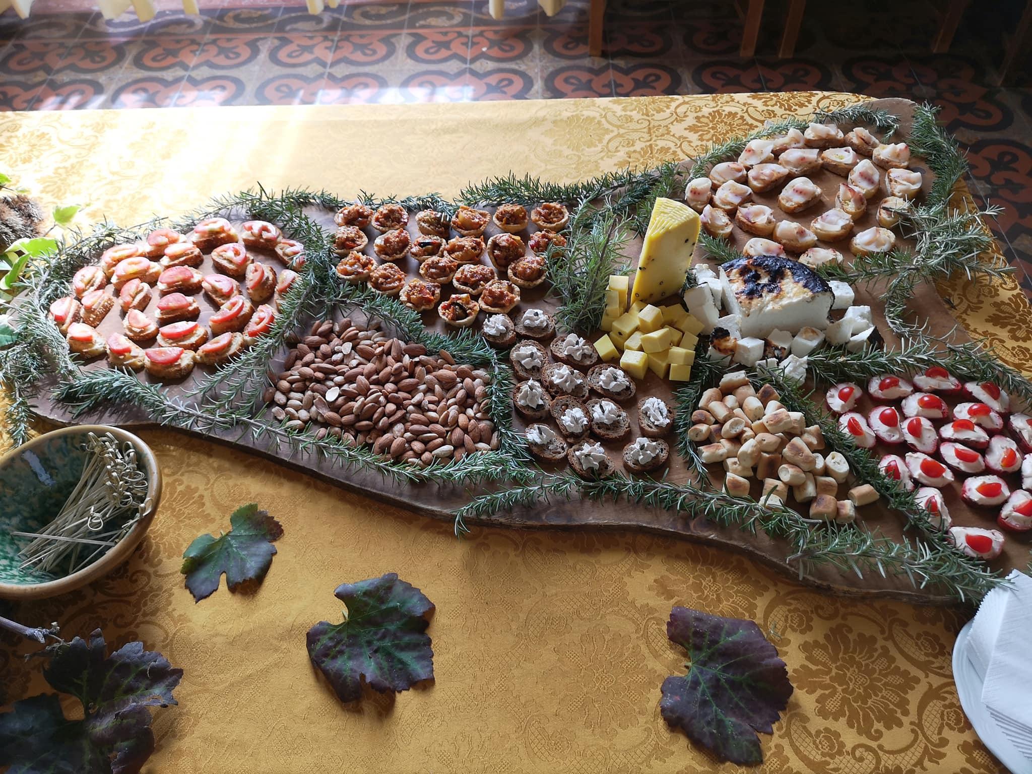 La gustosa Sicilia di Peppe Giuffrè