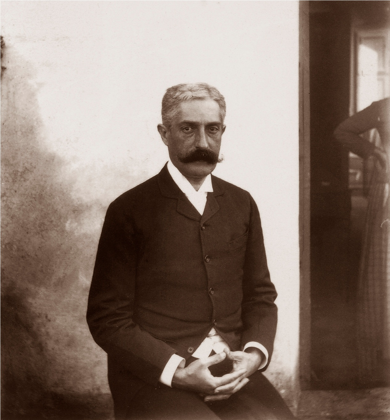 Giovanni Verga, autore della novella Rosso Malpelo