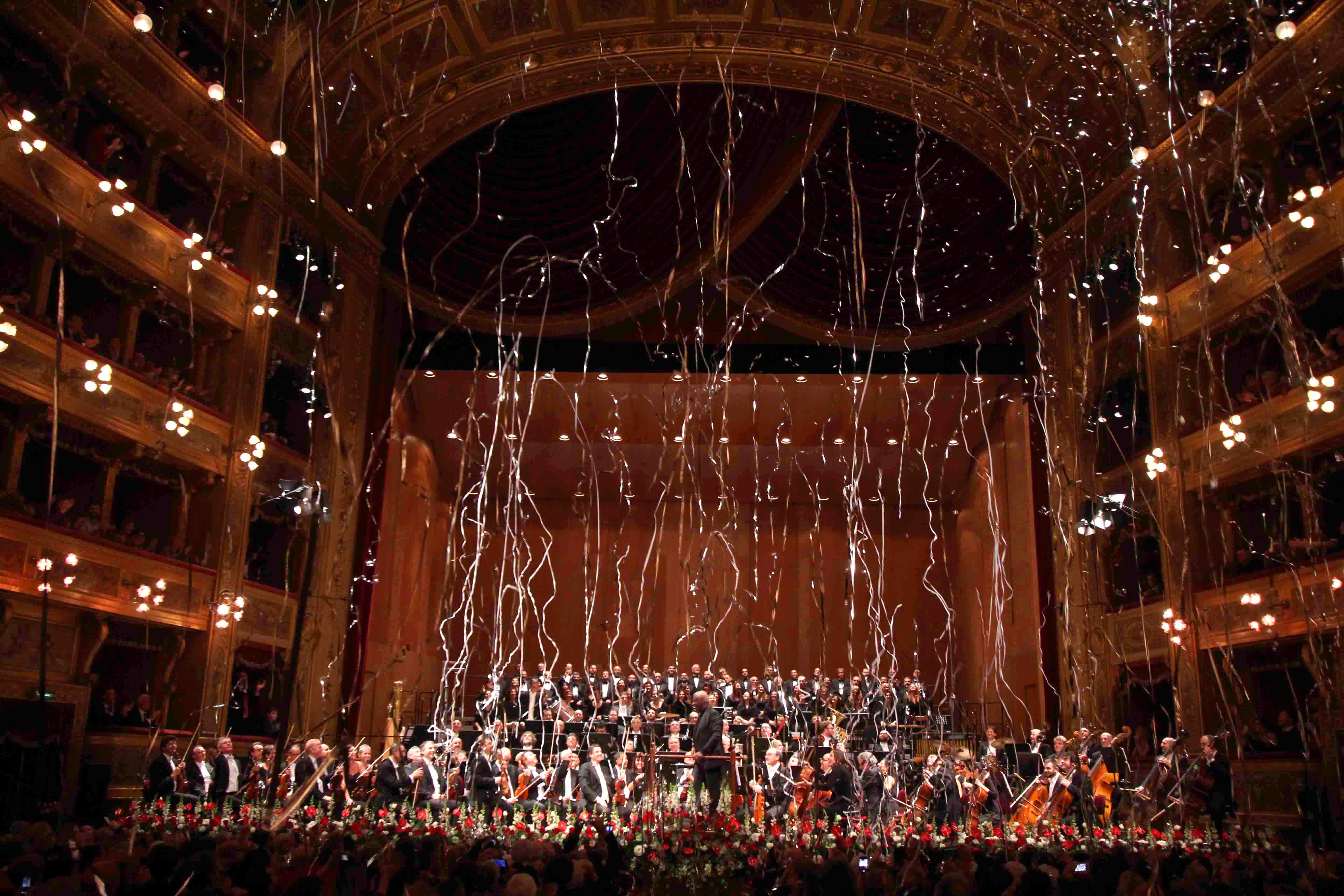 Capodanno al Teatro Massimo - ph Franco Lannino - Studio Camera