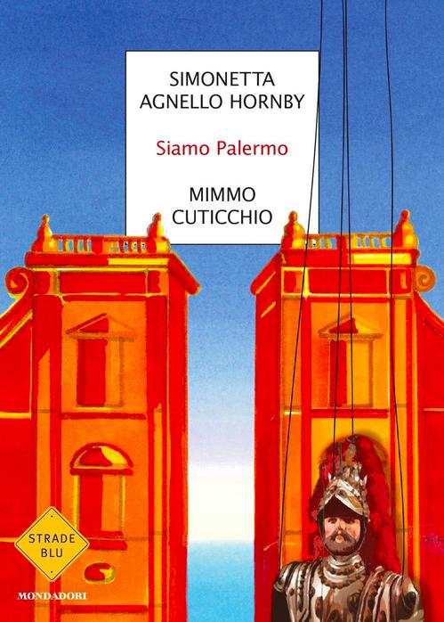 La copertina di Siamo Palermo, in libreria dal 10 settembre