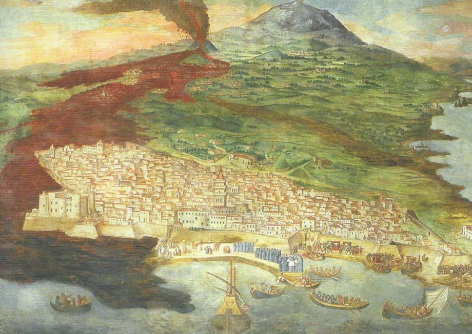 La colata del 1669, quando l'Etna spostò la costa di 800 metri