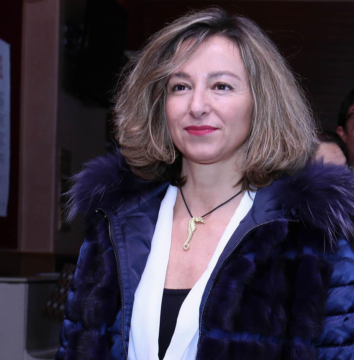 Laura Sicignano, direttore artistico del Teatro Satbile di Catania