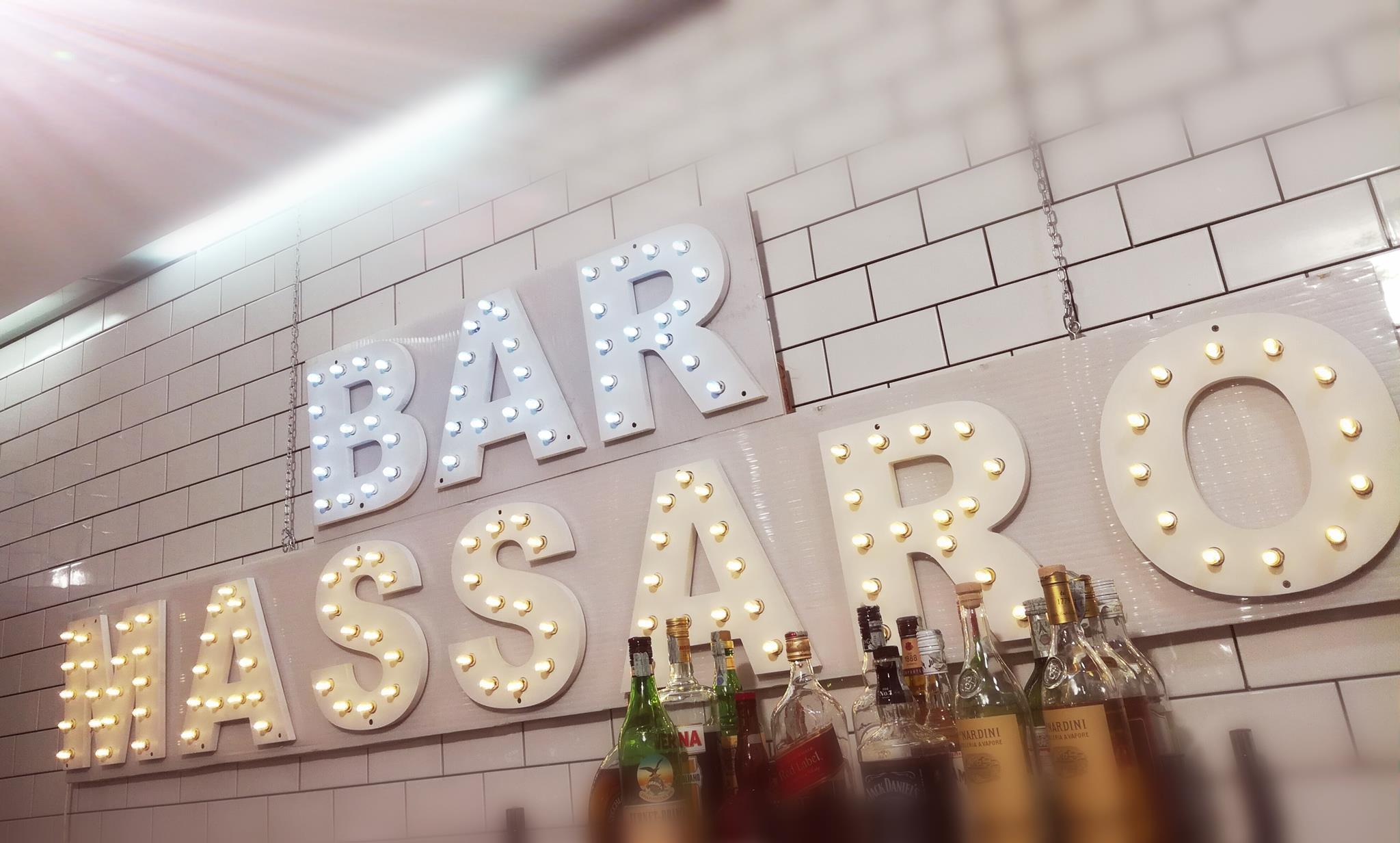 Il Bar Massaro di Palermo