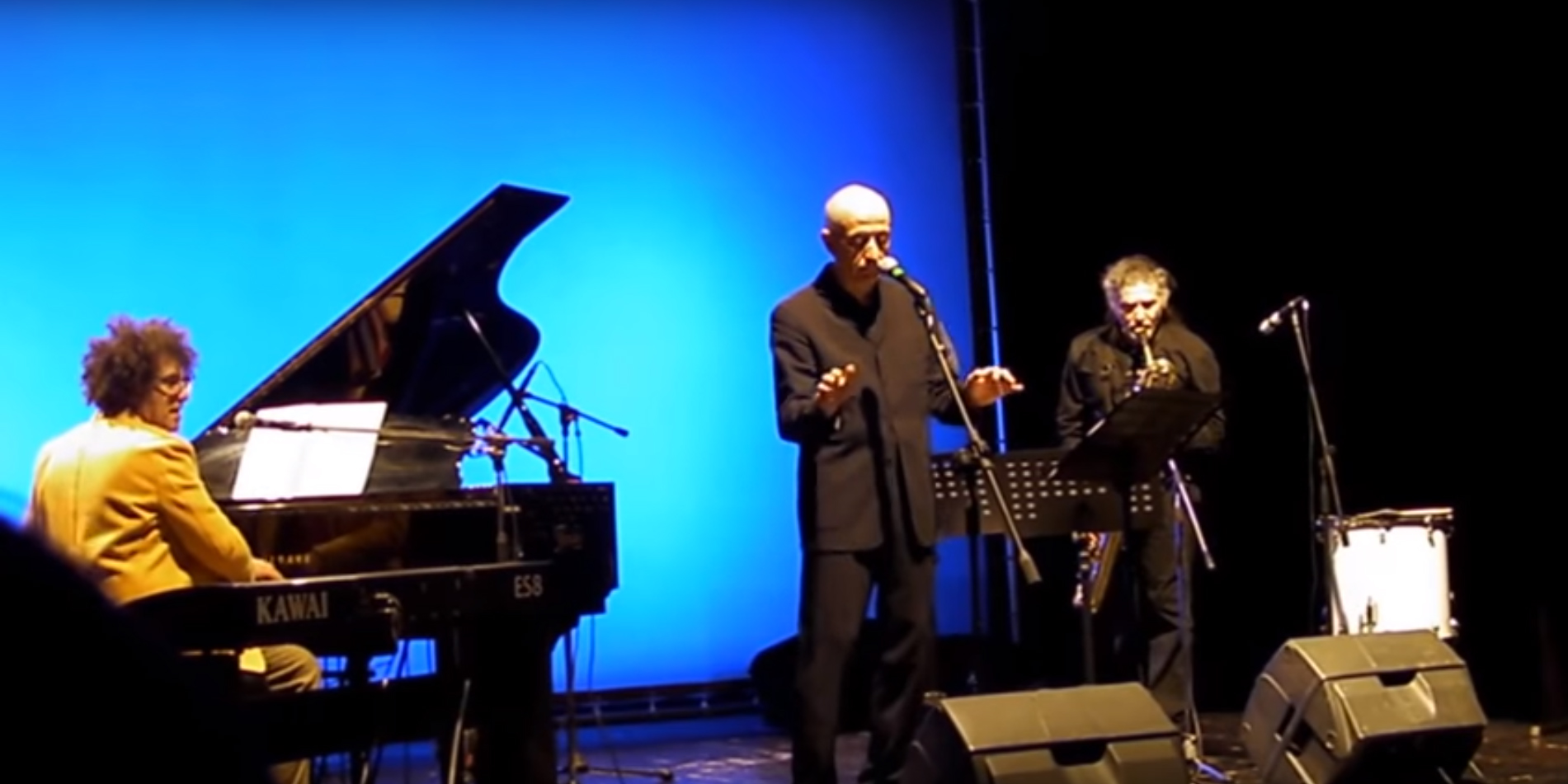 Natalio Mangalavite, Peppe Servillo e Javier Girotto