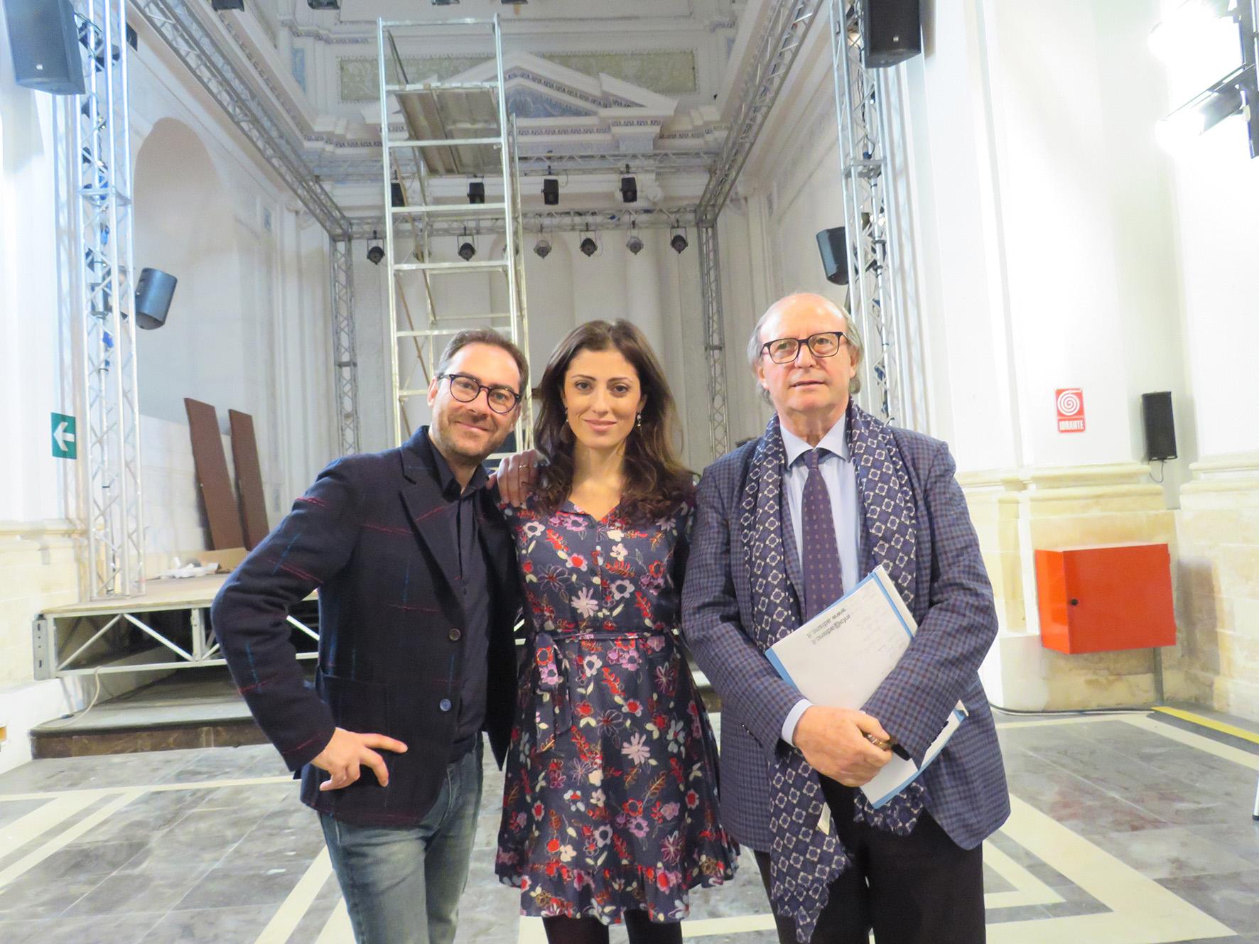Lavoro A Chiaramonte Gulfi da chiesa a teatro chiaramonte gulfi punta sulla cultura