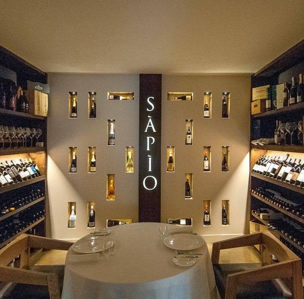 Il ristorante Sapio di Catania