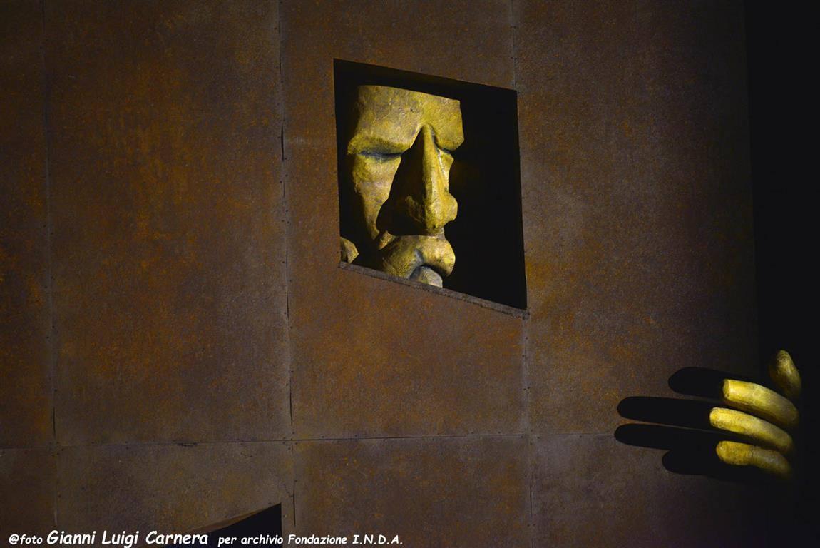 Plutone nella maschera di Carlo Gilè