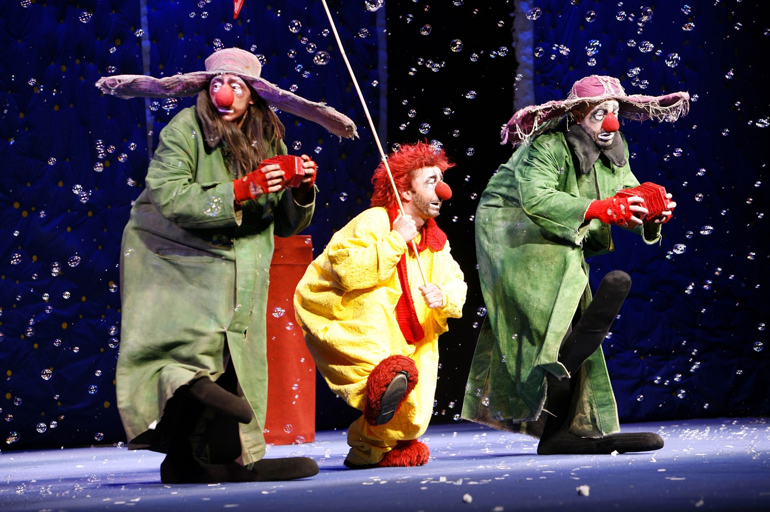 Slava Snowshow, foto Veronique Vial