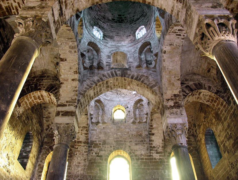 Palermo, la Chiesa di San Cataldo