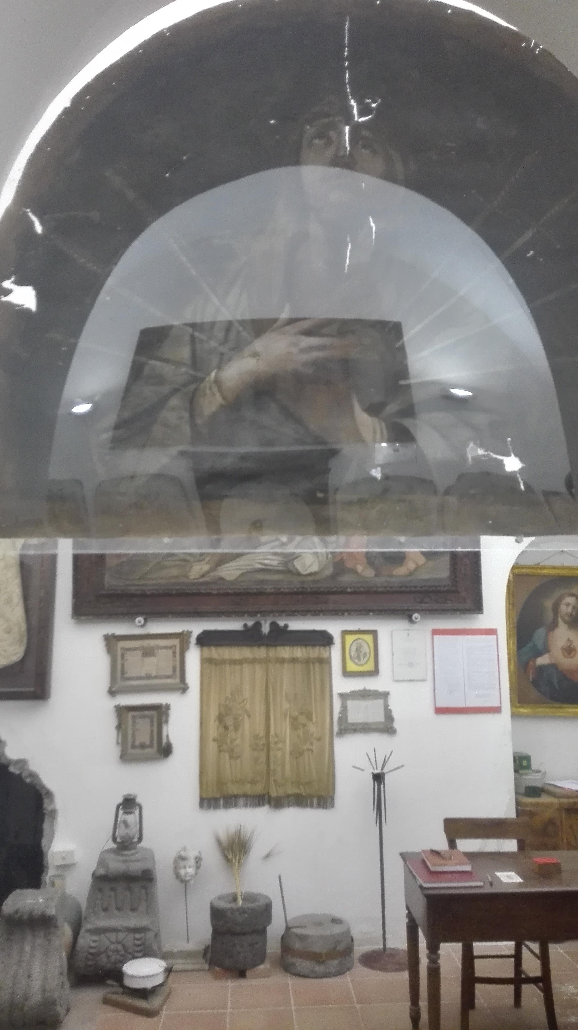 Il museo della Chiesa di Sant'Antonio da Padova
