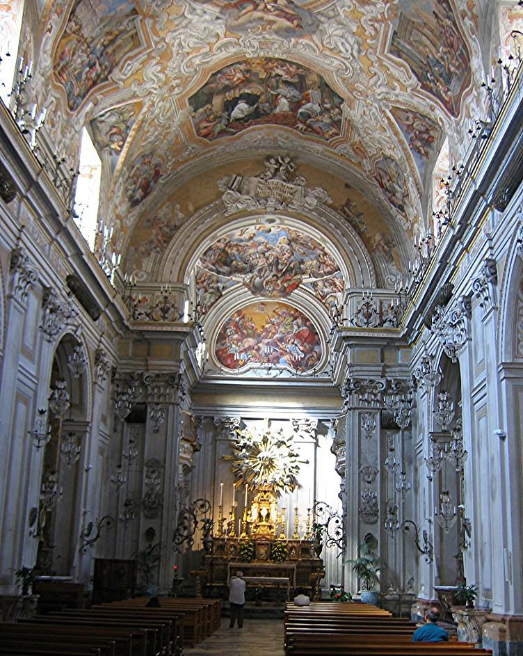 Catania, Chiesa di San Benedetto