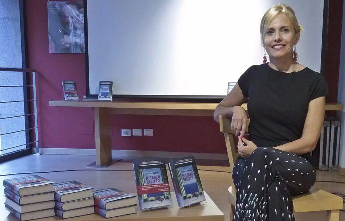 Barbara Bellomo, presidente della giuria del premio letterario I quattro elementi