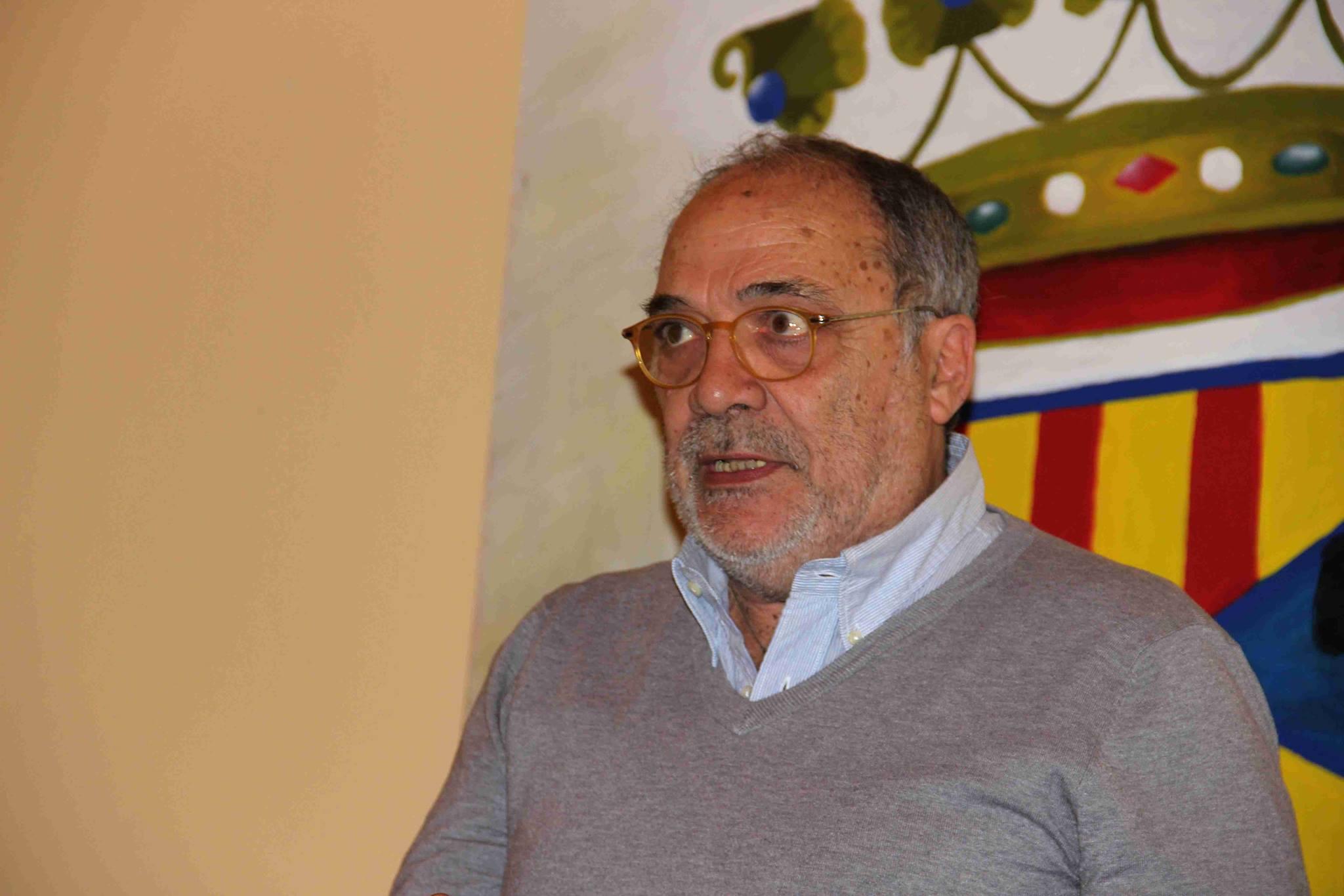 Tino Vittorio in una foto di Mario Lonero nel 2016