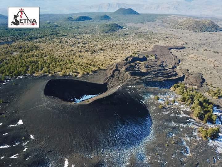 Uno dei siti naturalistici visitabili con Etna Excursion