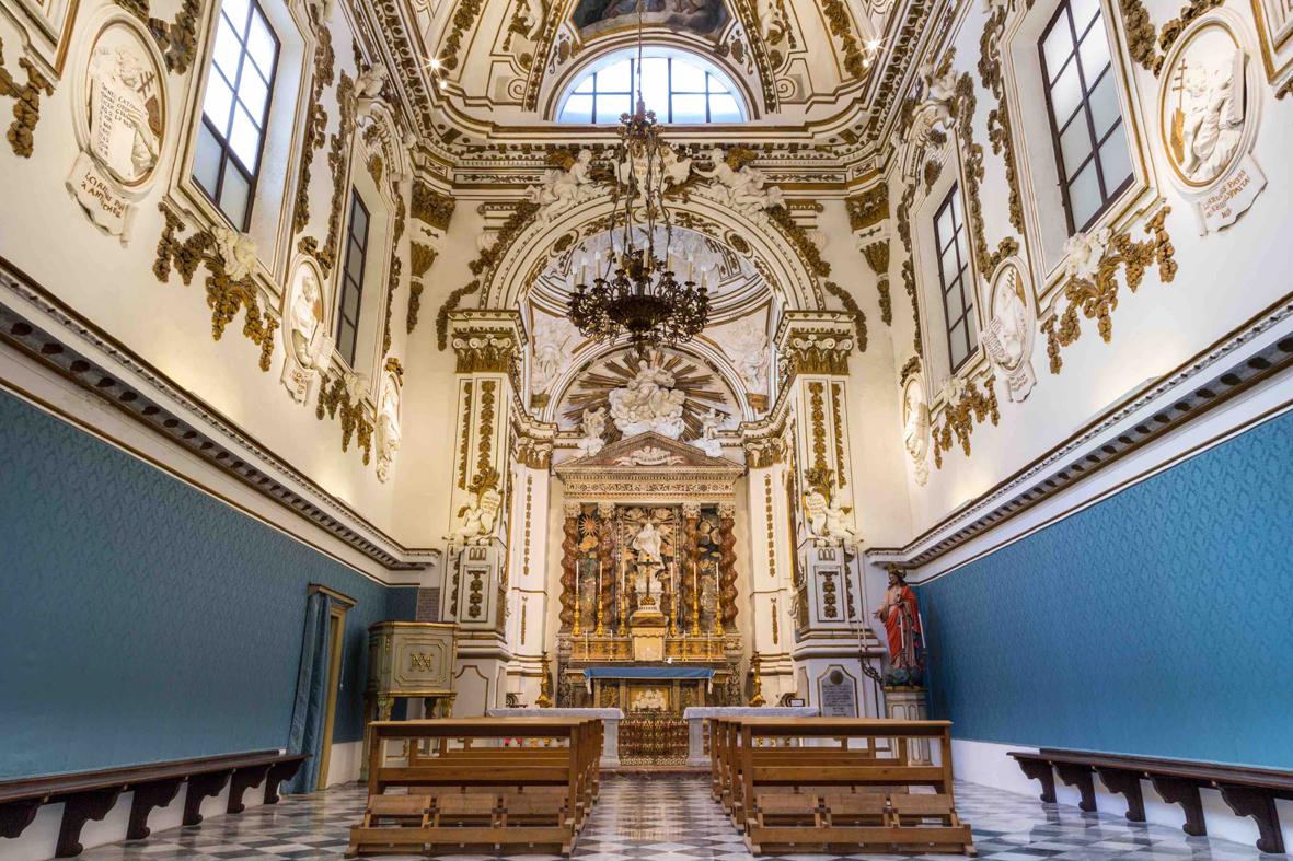 Palermo, Oratorio dell'Immacoletella