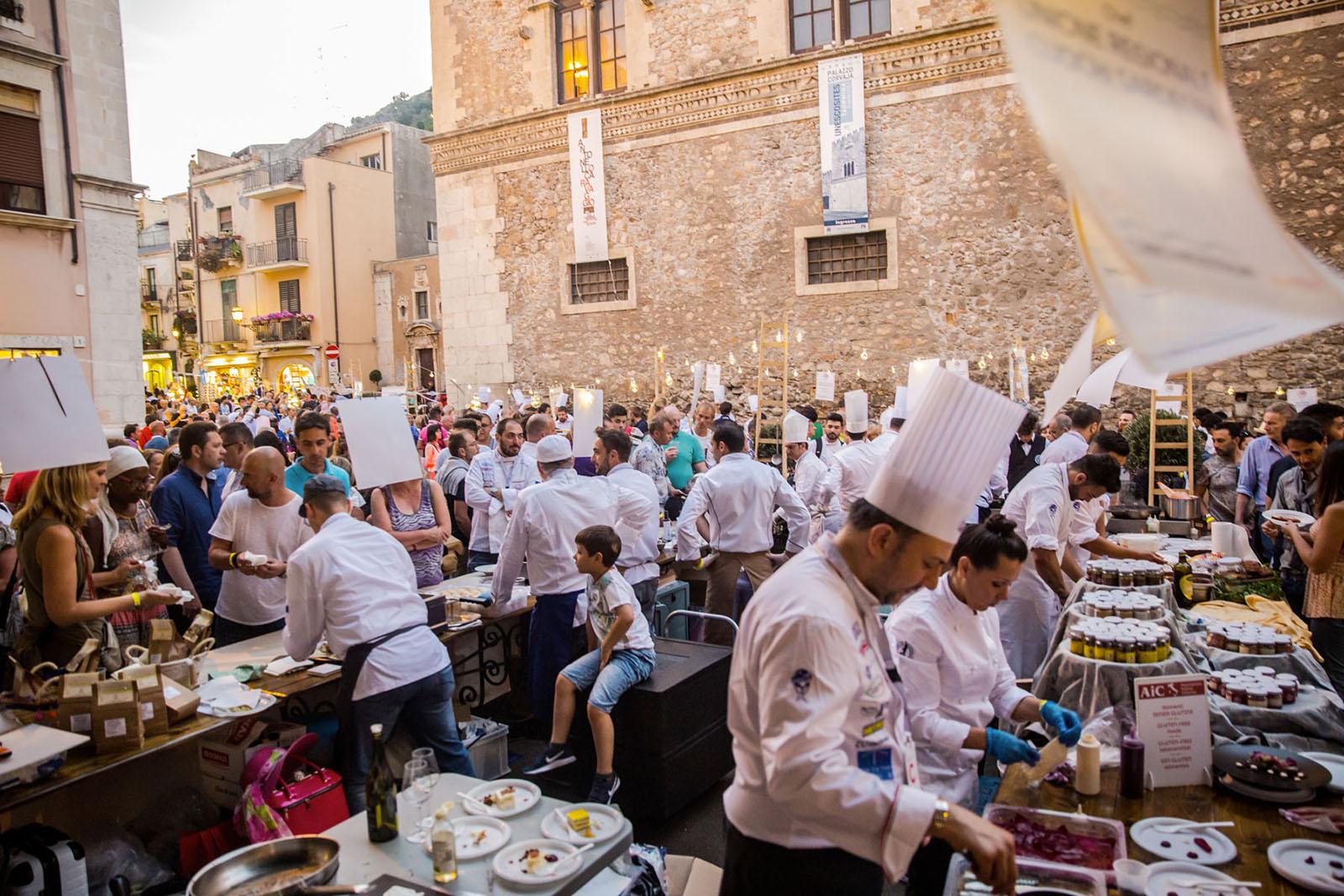 Il Taormina Cooking Fest del 2017