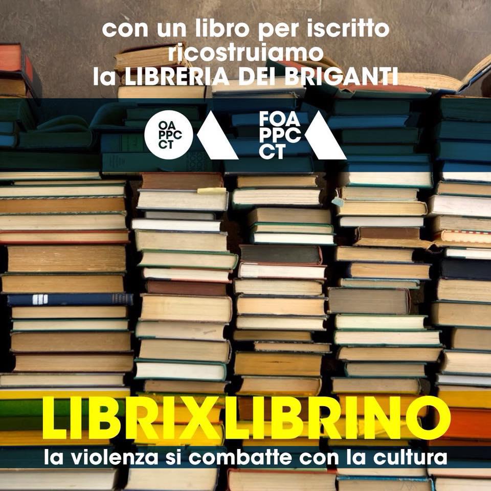 Architetto Catania Lavoro librixlibrino, l'iniziativa dell'ordine e della fondazione