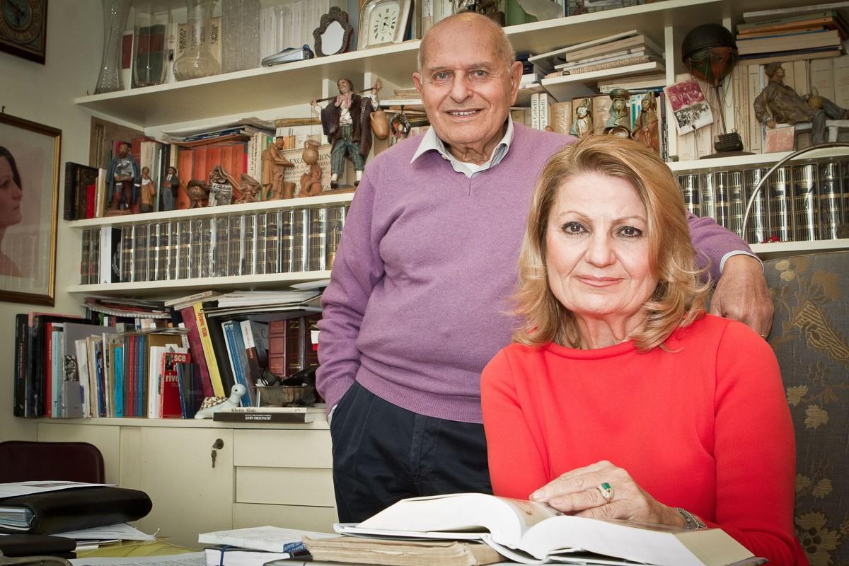 Enzo Zappulla e Sarah Zappulla Muscarà