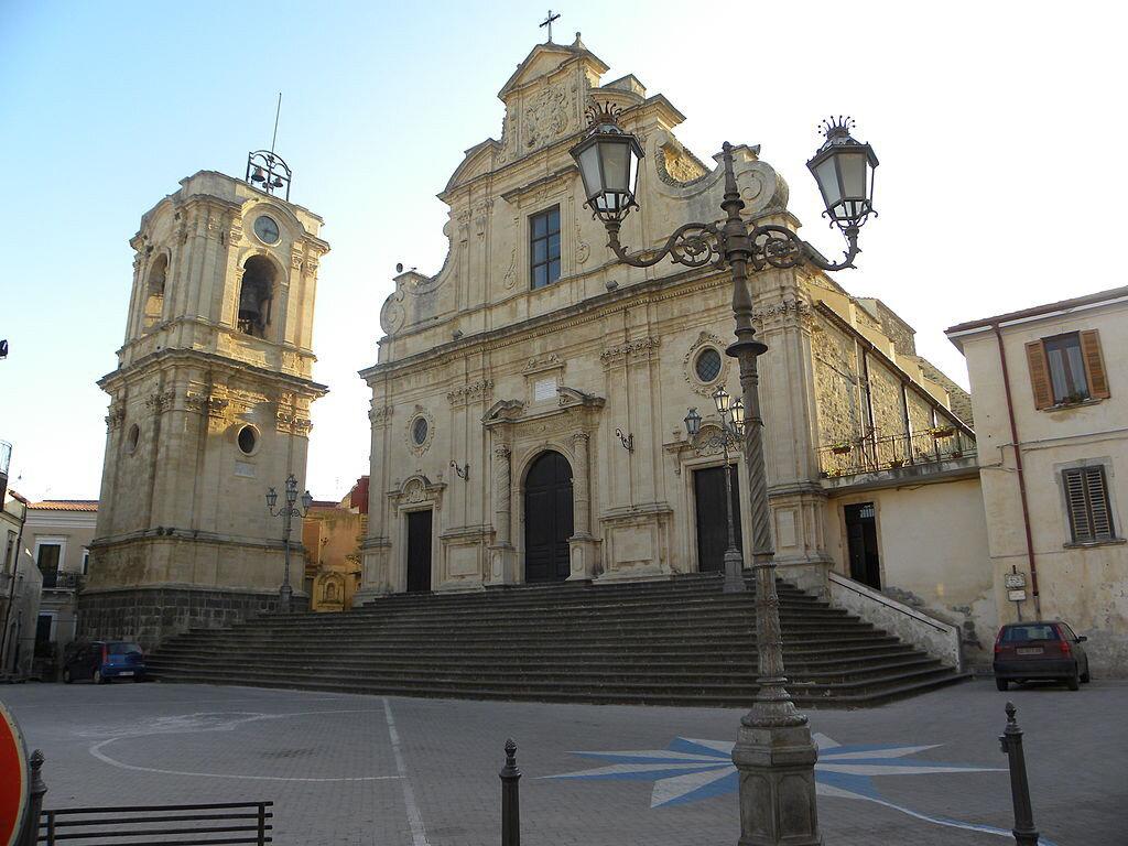 piazza Santa Maria della Stella