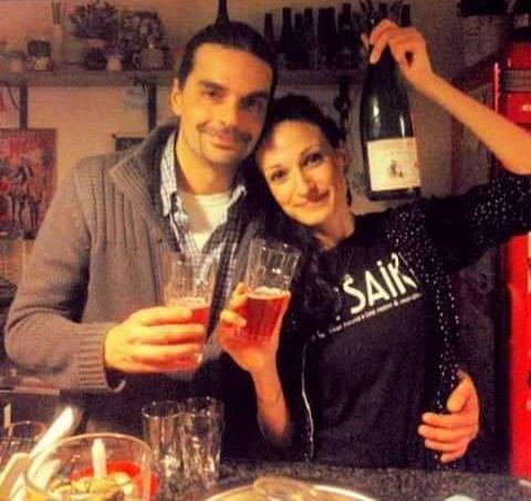Fabio Bruno e Dorotea Licandro