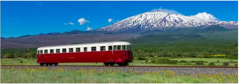 Calendario Treni Storici 2020.Con I Treni Storici Del Gusto La Sicilia Si Racconta
