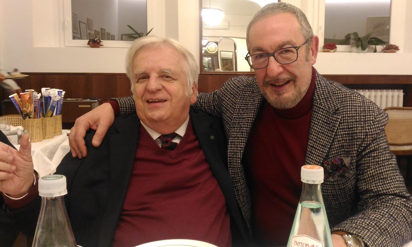 Antonio Avati e Guerrera