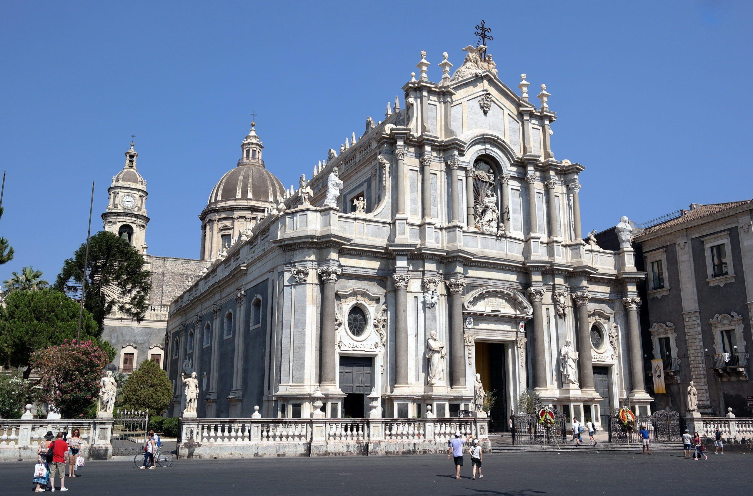 Boom di turisti a Catania nel week end di Pasqua