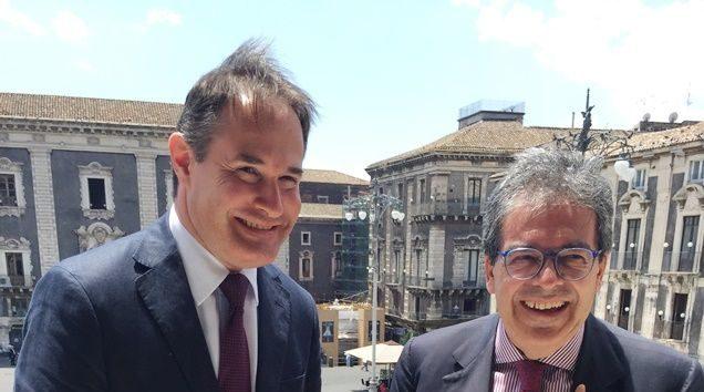 Frontex mette piede a Catania, nasce la task force regionale