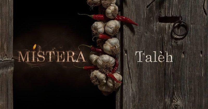 """Carmelo Chiaramonte chef-stregone nel video di """"Scunciuru"""" dei Talèh"""