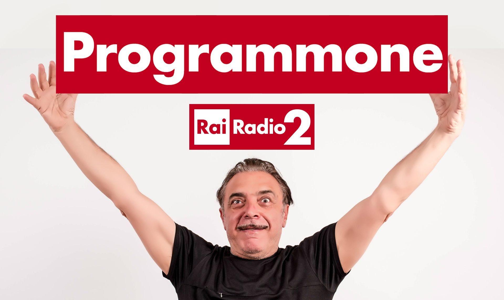 "Frassica testimonial antifumo e a Radio2 col ""Programmone"""