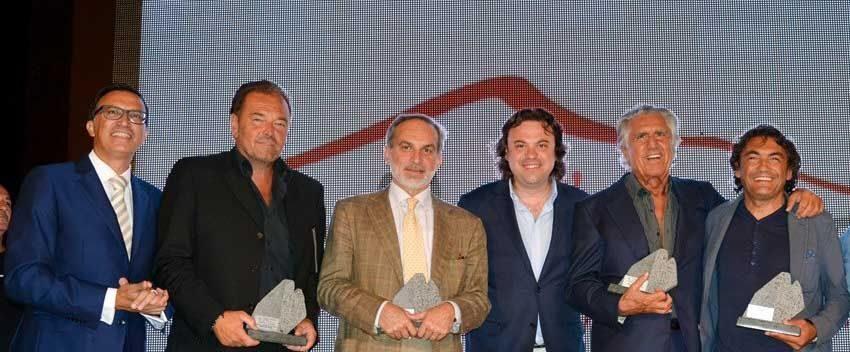 Lapillo d'argento, a Belpasso la consegna degli Etna Award