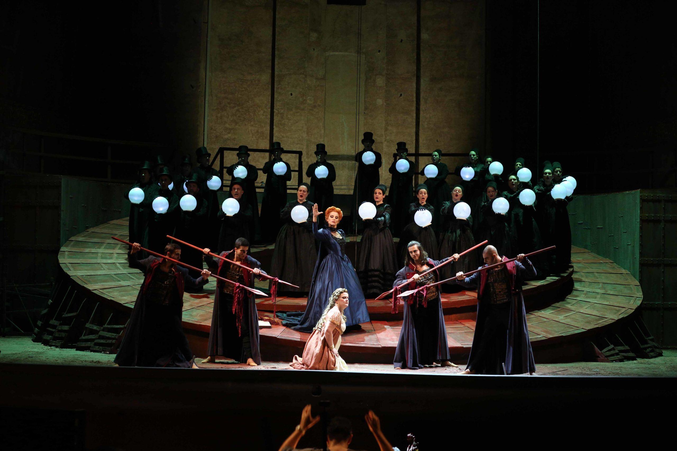 Correas: «Il barocco è musica carnale, altro che disincantata!»