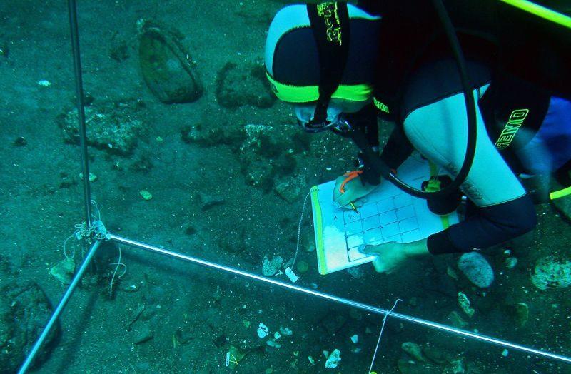Corso di Archeologia subacquea, prima lezione giovedì 28 aprile