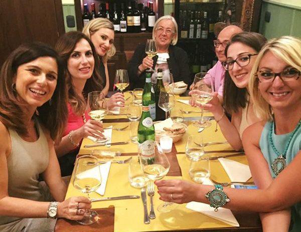 Lilly Fazio: «Le Donne del Vino abbiamo una marcia in più»