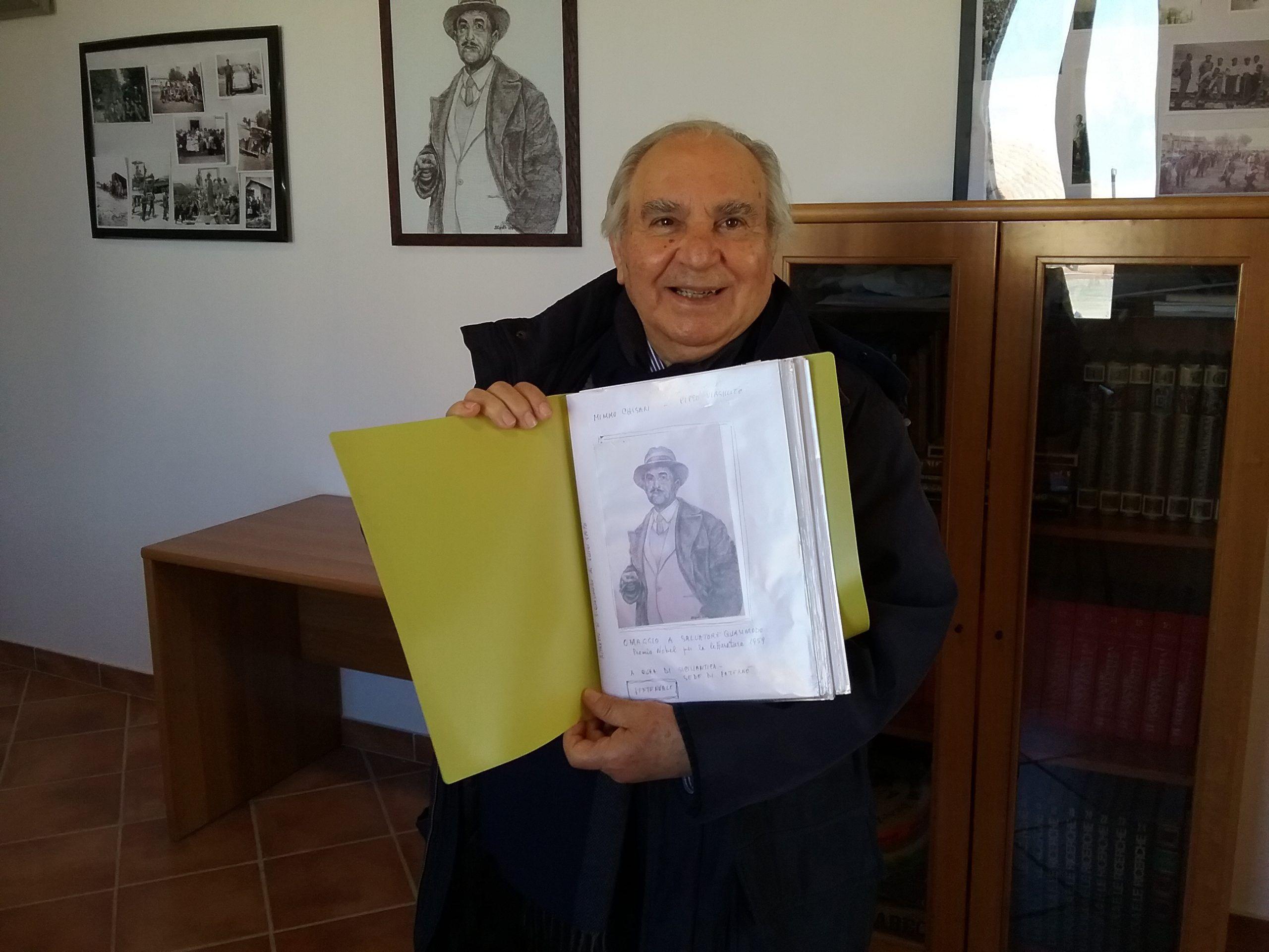 Pippo Virgillito: «Un sogno, ho portato la cultura a Sferro»
