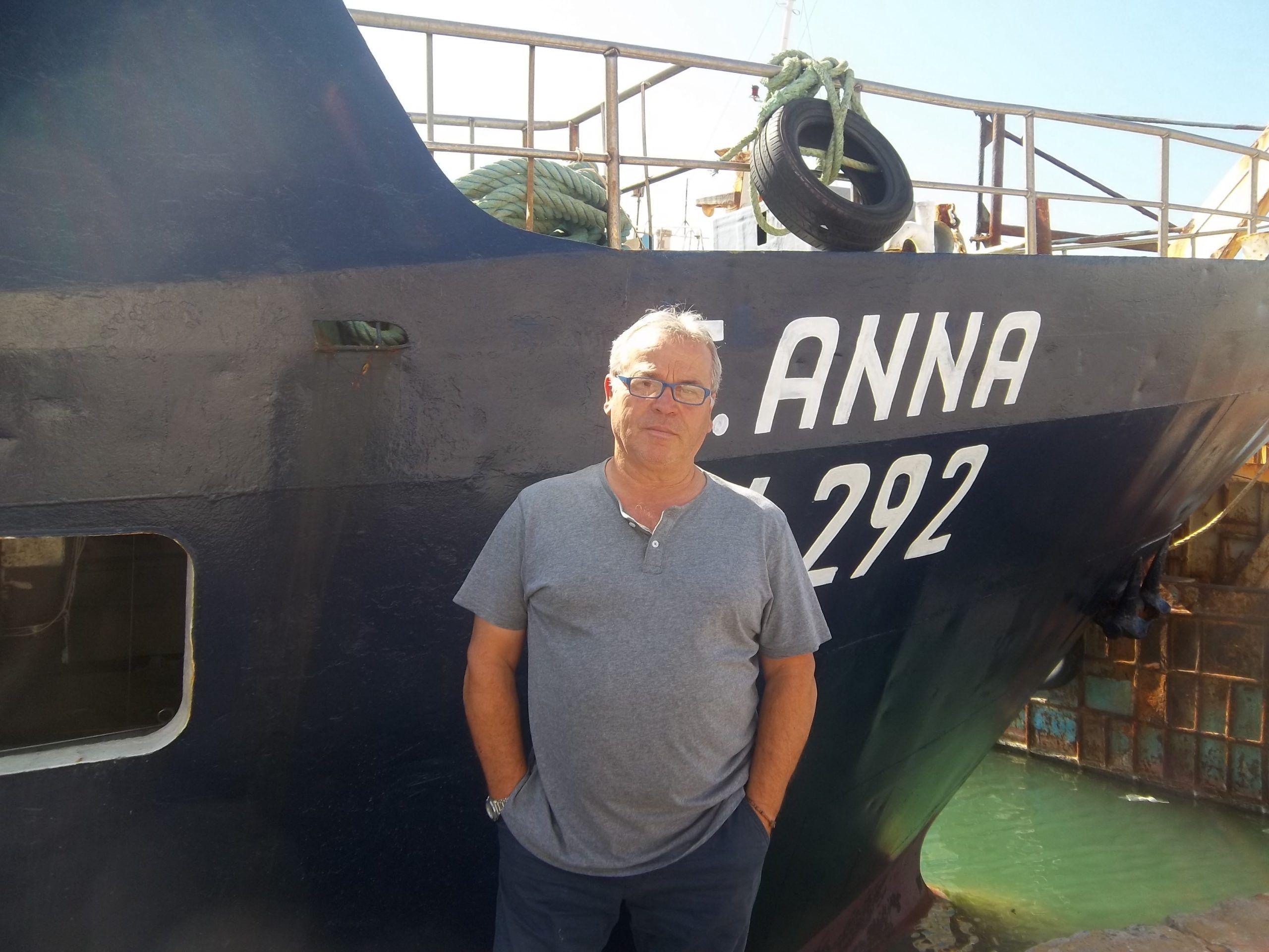 Capitan Ciccio, l'uomo che ripescava la vita dal mare