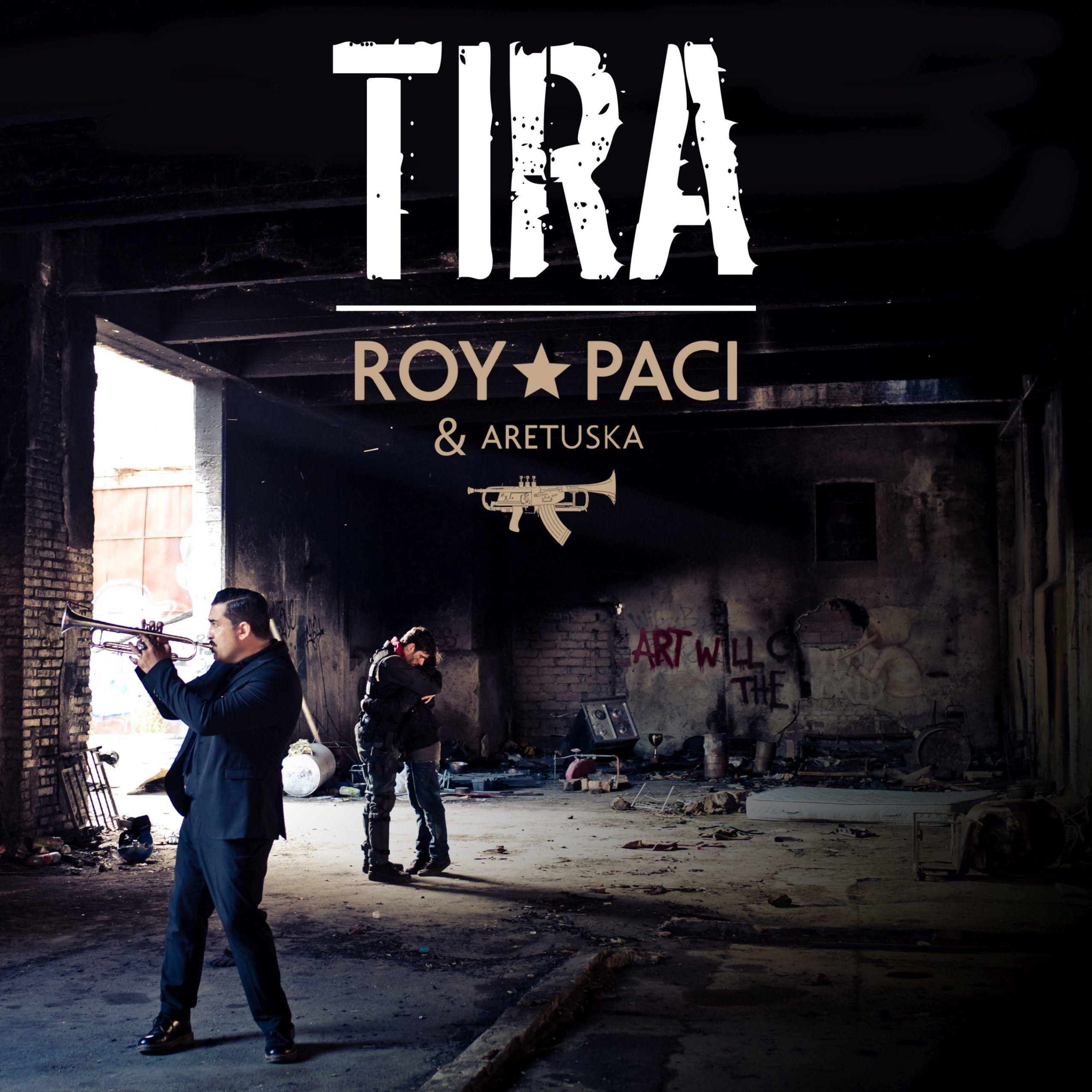 """""""Tira"""", il ritorno dopo sette anni di Roy Paci e Aretuska"""