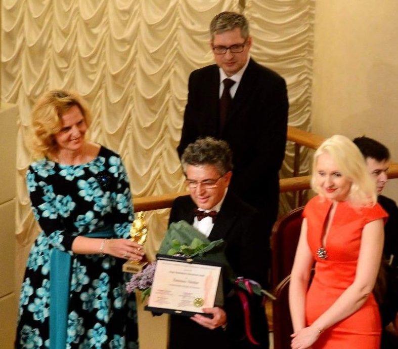 Il Sergei Rachmaninov International Award 2017 a Francesco Nicolosi