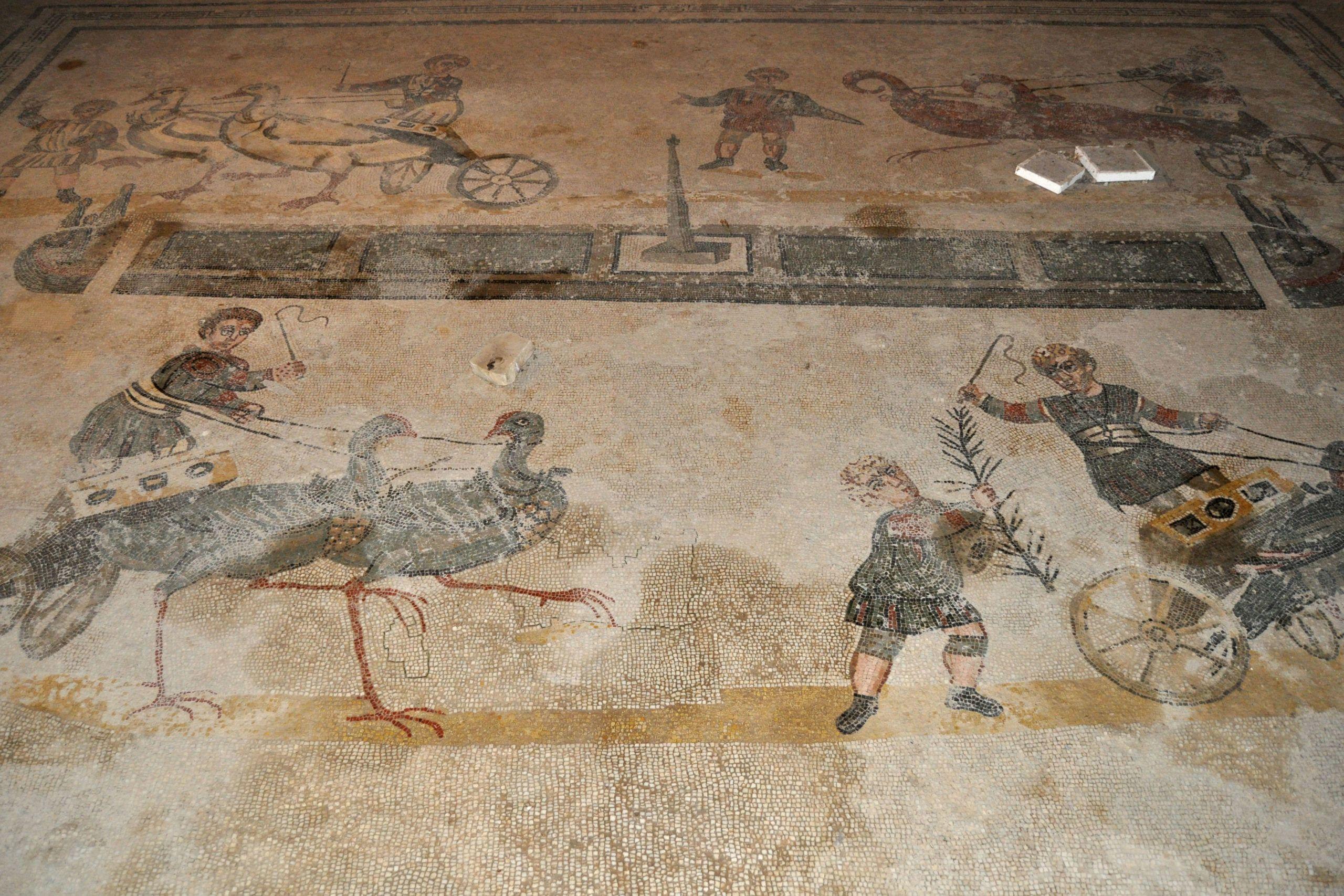 La Villa Romana del Casale risplende<br> grazie a una partnership pubblico-privato