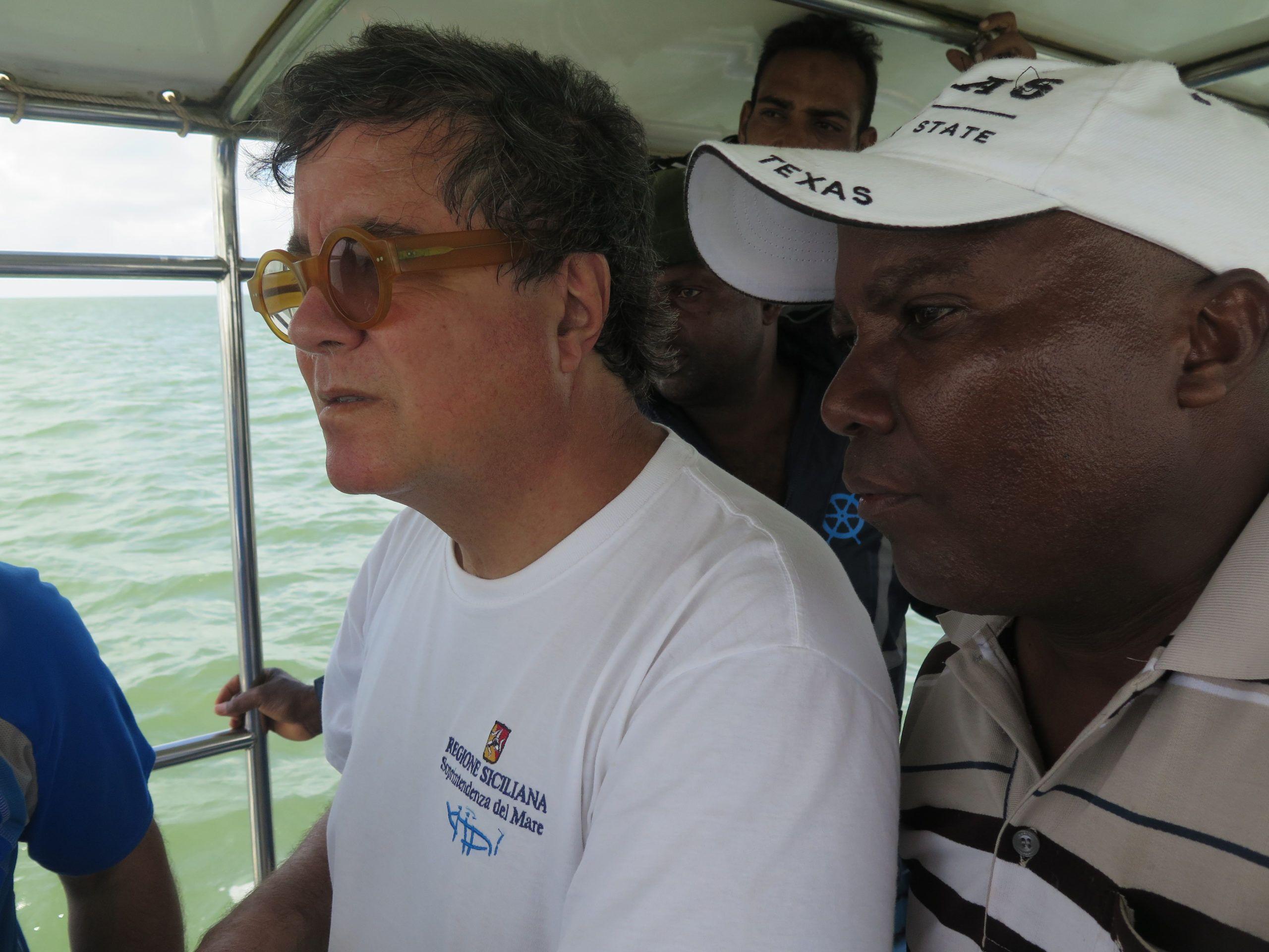 Missione in Kenya per la Soprintendenza del Mare della Regione Siciliana