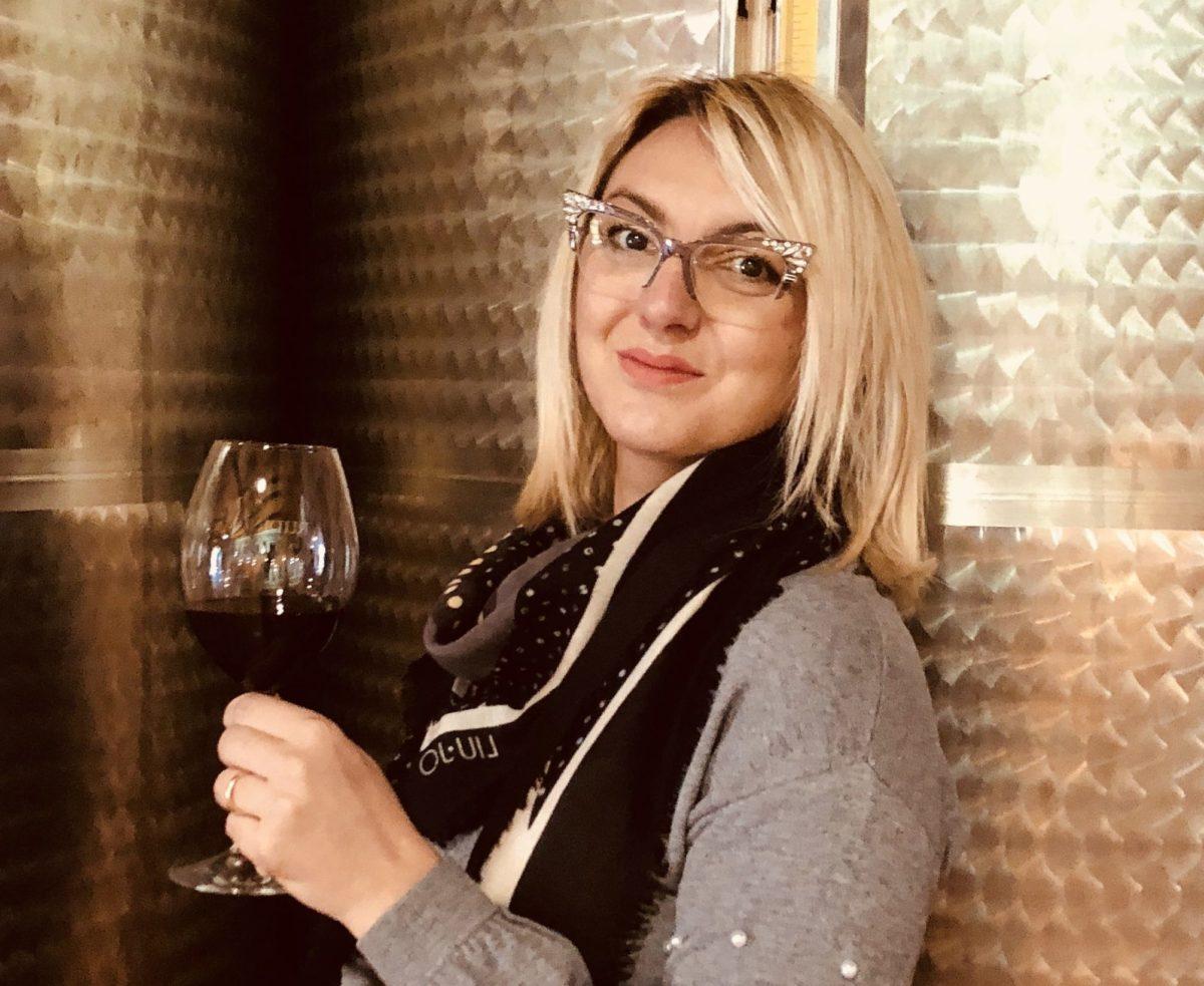Stefania Busà dell'azienda vinicola Rudinì, nuovo presidente del Movimento Turismo del Vino di Sicilia