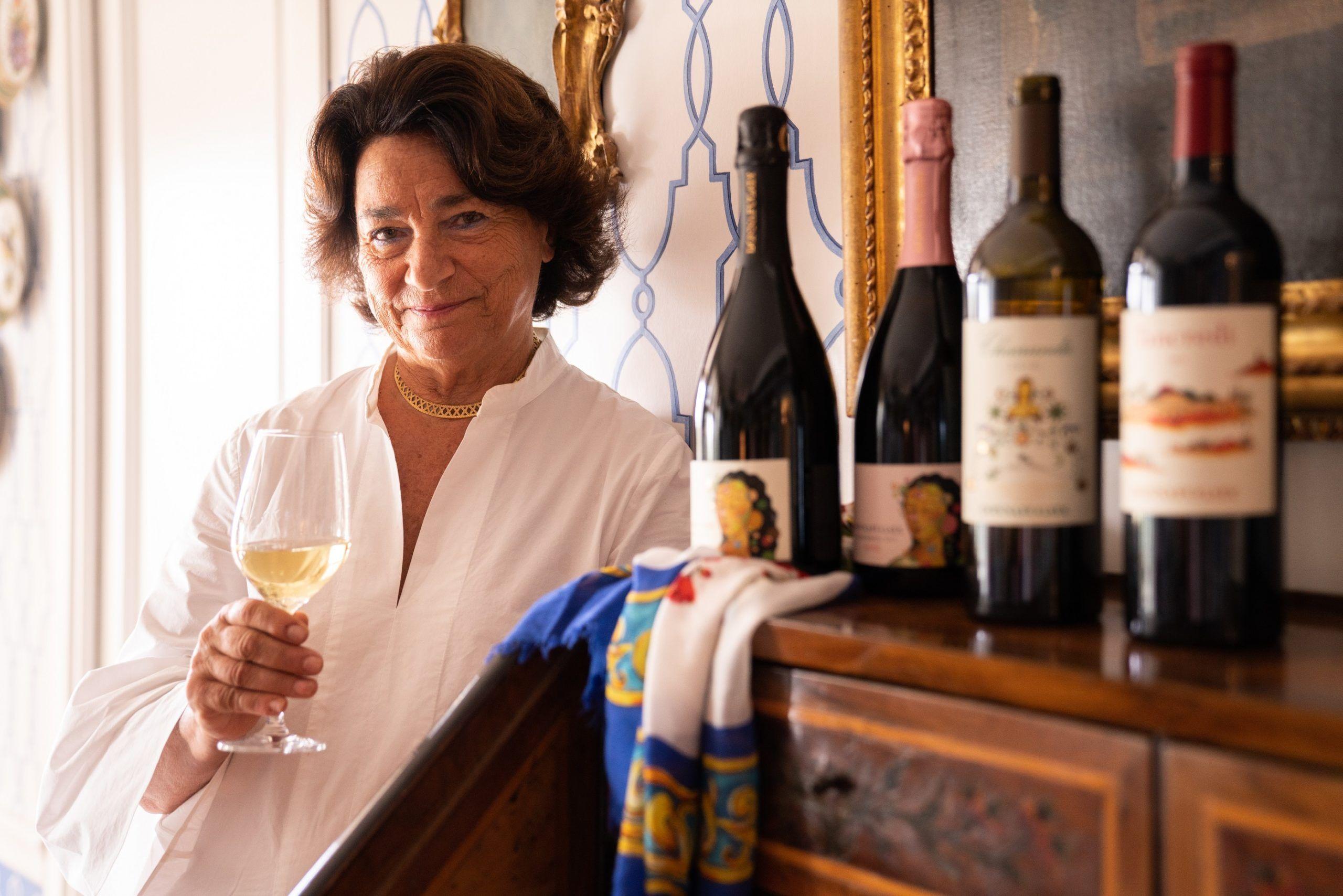 Gabriella Anca Rallo: «Un vino deve essere accattivante dall'etichetta»