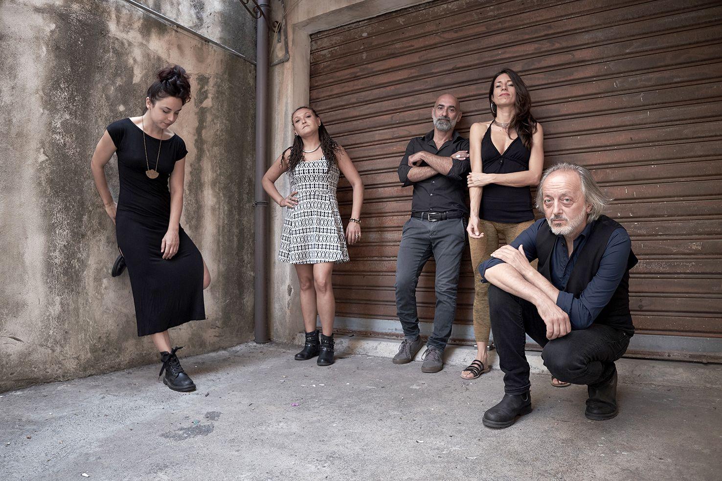 Cesare Basile e i Caminanti 2019
