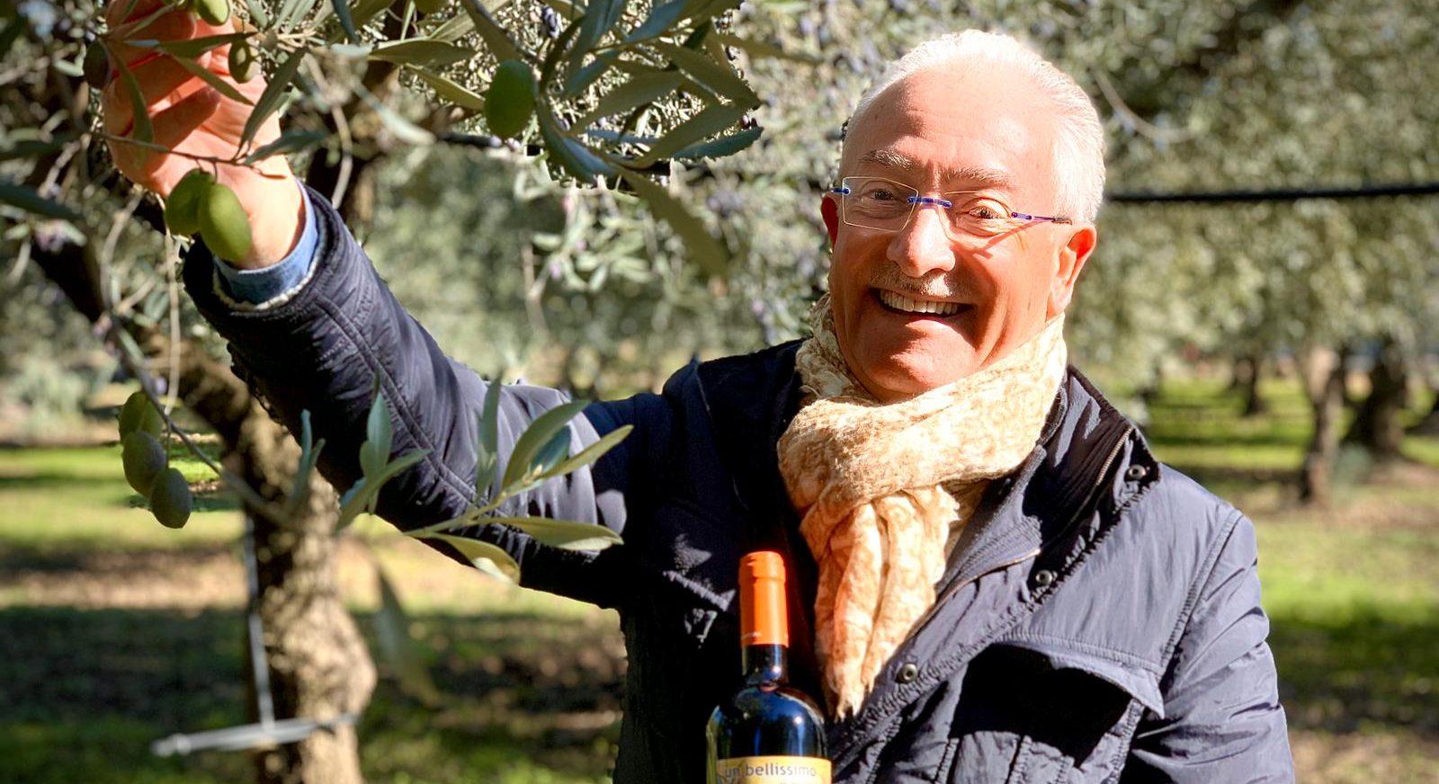 """Con l'Etna Doc """"Un bellissimo novembre"""" Al-Cantàra omaggia Ercole Patti"""